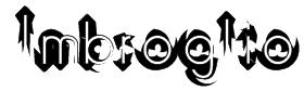 Imbroglio Font