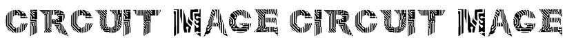Circuit Mage Circuit Mage Font