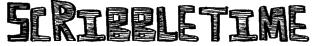 ScribbleTime Font