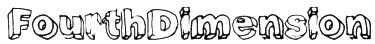 FourthDimension Font