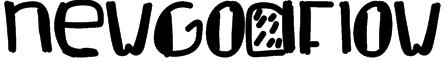 NewGodFlow Font