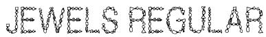 Jewels Regular Font