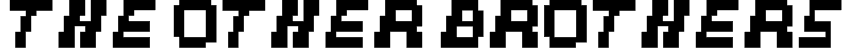 The Other Brothers Font