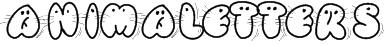 Animaletters Font