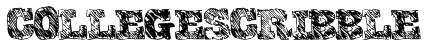 CollegeScribble Font