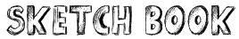 Sketch Book Font