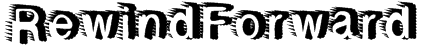RewindForward Font