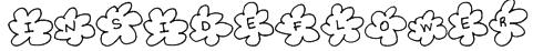 InsideFlower Font