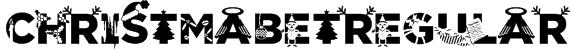ChristmabetRegular Font