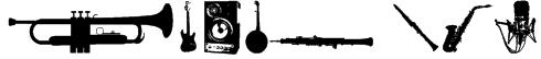 music tfb Font
