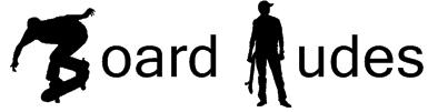 Board Dudes Font