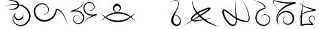 Mage Script Font