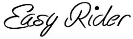 Easy Rider Font