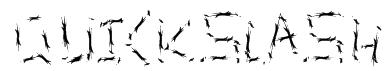 QuickSlash Font