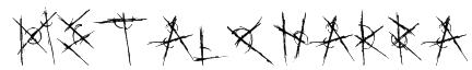MetalChakra Font