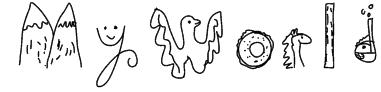 MyWorld Font