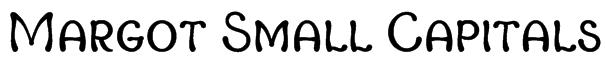 Margot Small Capitals Font