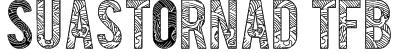 SuastOrnad tfb Font