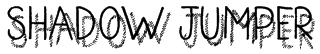 Shadow Jumper Font