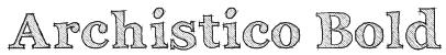 Archistico Bold Font