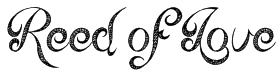 Reed of Love Font