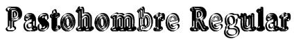 Pastohombre Regular Font