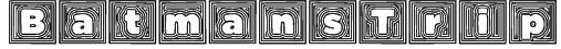 BatmansTrip Font