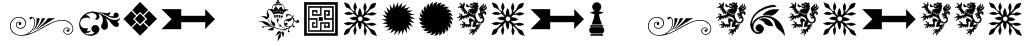 Soft Ornaments Seventeen Font