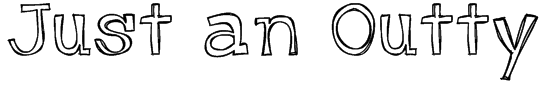Just an Outty Font