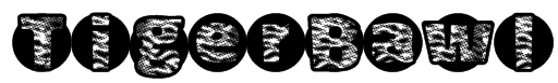 TigerBawl Font