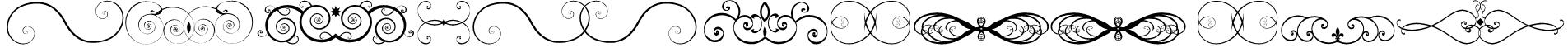Ornametss tfb Font