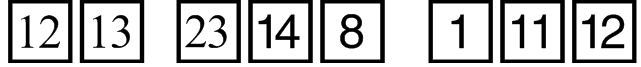 CD Numbers Font