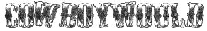 CowboyWould Font