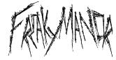 FreakyManor Font