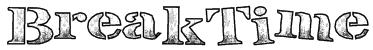BreakTime Font