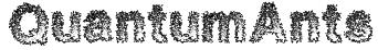 QuantumAnts Font