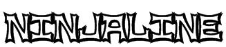 NinjaLine Font