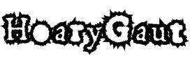 HoaryGaut Font