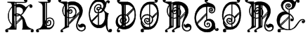 KingdomCome Font