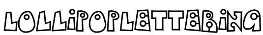 LollipopLettering Font
