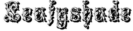 Leafyshade Font