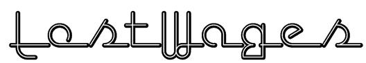 LostWages Font
