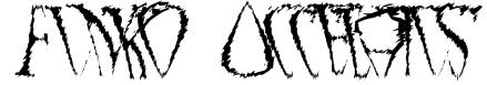 Funko Occelatus Font