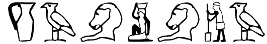 Pharaoh Font