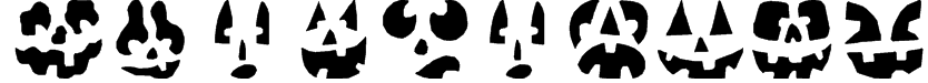 Punkinhead Font