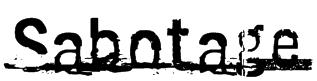 Sabotage Font