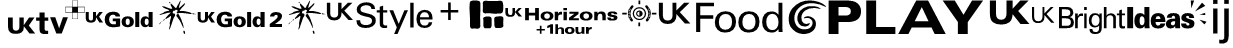 UKtv Family Logos Font