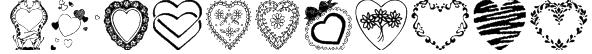 Valentine Font