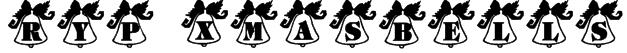 ryp_xmasbells Font