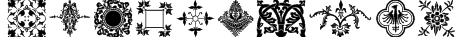 MedievalMotif Font